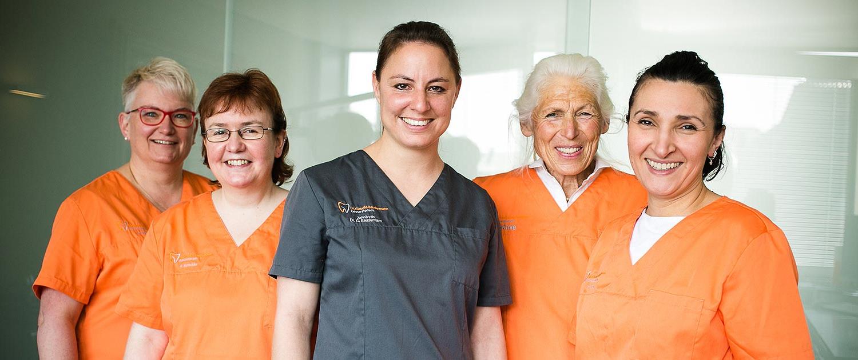 Team - Zahnarztpraxis Dr. Baudermann
